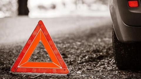 Пятилетняя девочка ранена в аварии