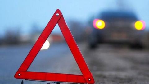 Водитель «Волги» разбился в аварии с «девяткой»