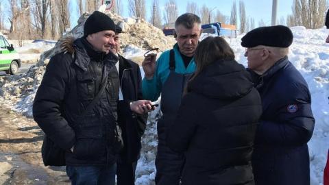 Саратовские общественники положительно оценили работу Регоператора