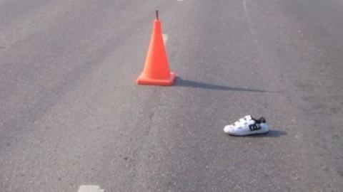 Найден водитель, сбивший мальчика и уехавший с места аварии