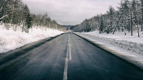 Открыта трасса на границе с Казахстаном