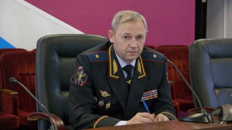 Начальник саратовского ГУ МВД стал генерал-лейтенантом