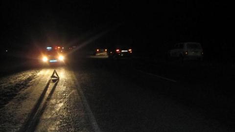 На трассе фура насмерть сбила пешехода