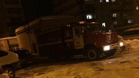 Жительница Балакова спасла пятилетнюю девочку из огня