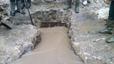 Саратовская ливневка не готова к грядущему паводку