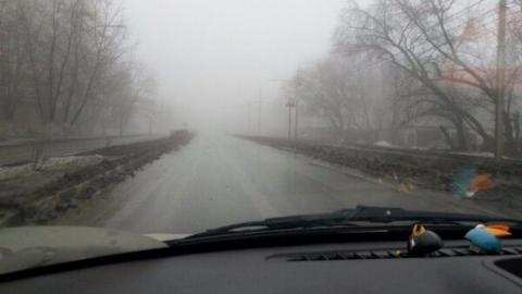 Спасатели предупредили о сильных туманах и снегопадах