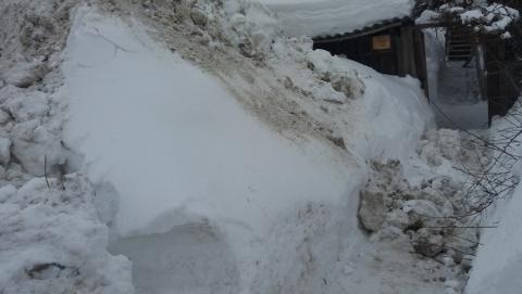 Три улицы перекроют на ночь для уборки снега