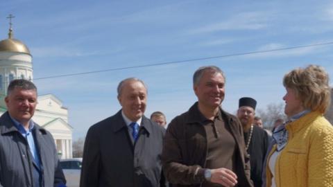 Николай Панков: Благодаря проектам Володина Вольск преобразился