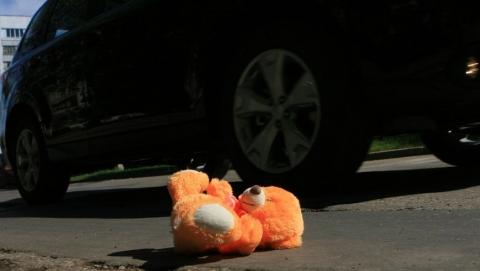 Водитель сбил 13-летнюю девочку и скрылся