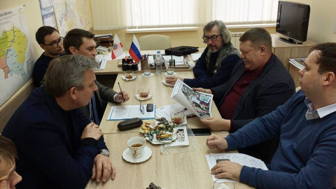 Николай Панков: Исторические здания нашей области надо восстанавливать