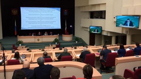 Панков: Нужны конкретные предложения по областной программе расселения аварийного жилья