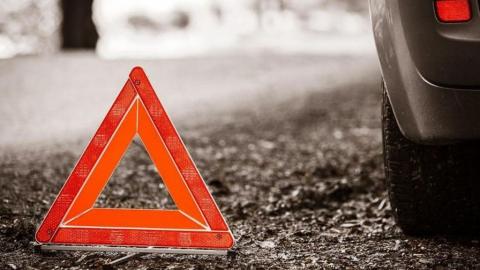 Рядом с «Триумф Моллом» иномарка сбила девушку на пешеходном переходе