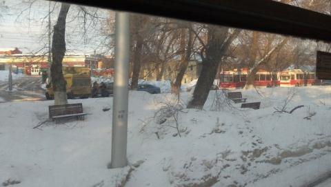 Два троллейбусных маршрута пришлось укоротить из-за аварии