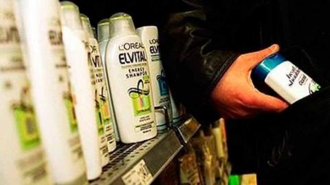 Молодого человека подозревают в краже из магазина пяти шампуней и бальзама