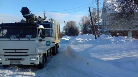 В Саратовской области подписаны долгосрочные договоры на вывоз мусора