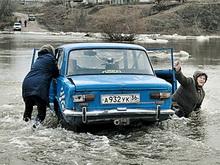 Хроники паводка: подтоплено четыре моста и автодорога