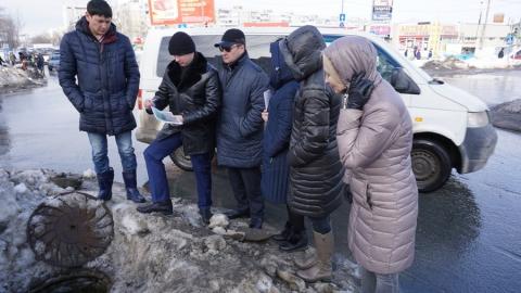 Комиссия приняла объекты реконструкции ООО «КВС»