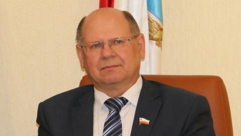 Депутаты проводили в отставку Ивана Кузьмина