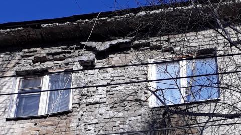В Саратове разрушаются десятки домов