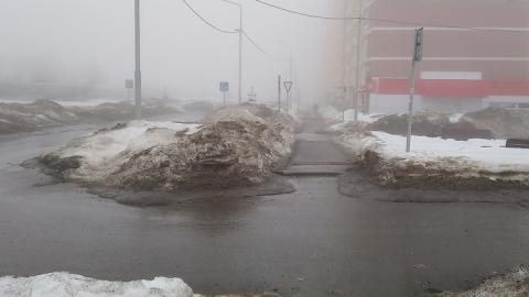 Из-за тумана прервано авиасообщение с Саратовом