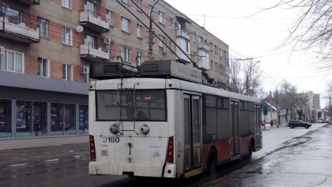 Энгельсские троллейбусы появятся на онлайн- карте