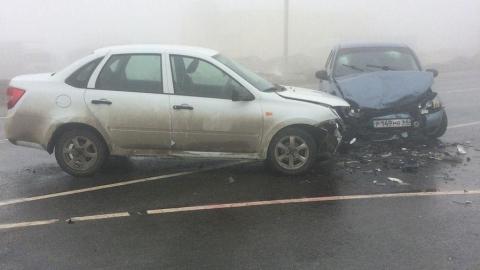 Два ребенка и трое взрослых ранены в аварии с двумя «Ладами»