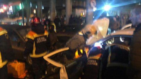 Оба водителя ранены в столкновении двух «Лад»