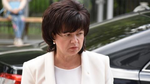 Марина Алешина уходит с поста главного федерального инспектора по Саратовской области