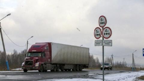 Дороги Саратовской области на время паводка закроют для большегрузов