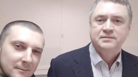 Ъ: Алексей Прокопенко пришел в следственный комитет