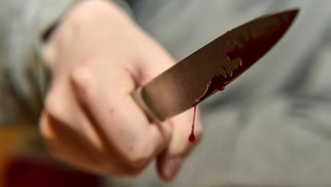 Женщина зарезала бывшего деверя