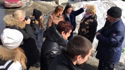 Общественники и представители Регоператора обсудили благоустройство мусорных площадок