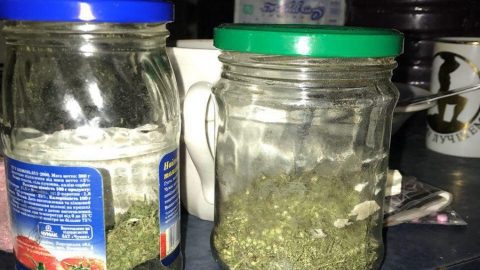 Саратовец хранил почти 300 граммов марихуаны
