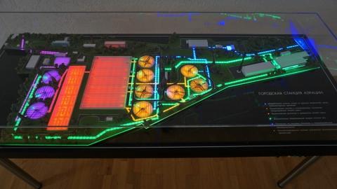 На городской станции аэрации реконструируют оборудование
