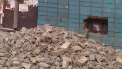 Общежитие на улице Измайлова начали ремонтировать за три дня до его обрушения