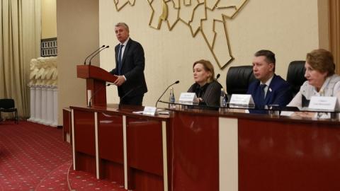 Совет муниципальных образований потребовал от глав районов усилить взаимодействие с Регоператором