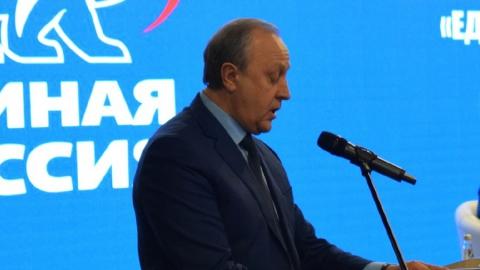 Валерий Радаев: Приоритетом для «Единой России» был и остается человек
