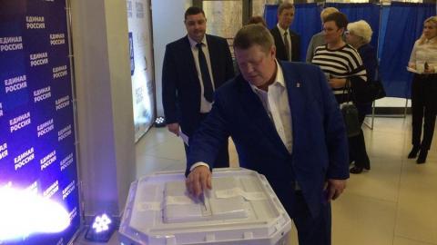 Николай Панков избран секретарем Саратовского регионального отделения «Единой России»