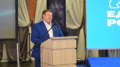 Николай Панков: Нужно делами возродить доверие людей к партии