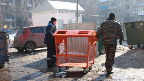 Регоператор установит 400 контейнеров для сбора органических отходов в Саратове
