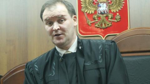 Судью Владимира Стасенкова приговорили к 6 годам колонии