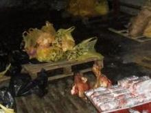 Колбасный цех под Балашовом держал гнилое мясо