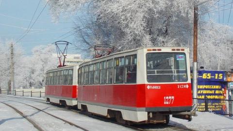 Угрозы обрушения грунта на улице Огородной нет, трамваи №9 по-прежнему ходят