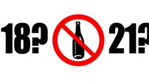 Крепкий алкоголь предложили не продавать россиянам младше 21 года