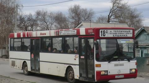 Пассажира госпитализировали после падения в автобусе