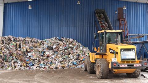 Регоператор обеспечил обработку более 150 тысяч тонн отходов Саратова