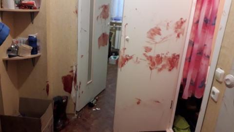 Застолье двух друзей закончилось смертельной поножовщиной из-за жены