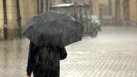 Сильные снегопады и дожди приходят в Саратовскую область