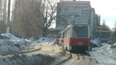 Обесточены два трамвайных и три троллейбусных маршрута