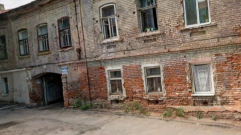 Жителей аварийного дома на Мясницкой расселяют